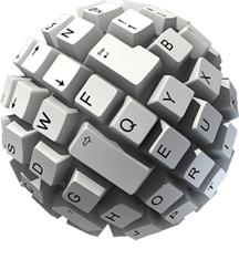 keyboard-sphere
