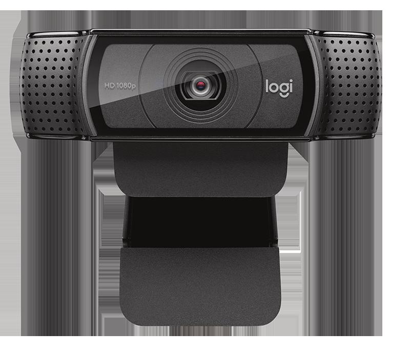 Logitech c920-webcam