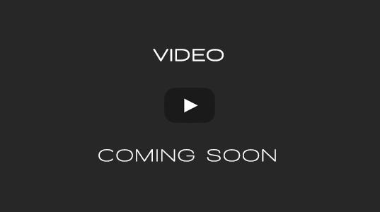 Video COMING SOON!